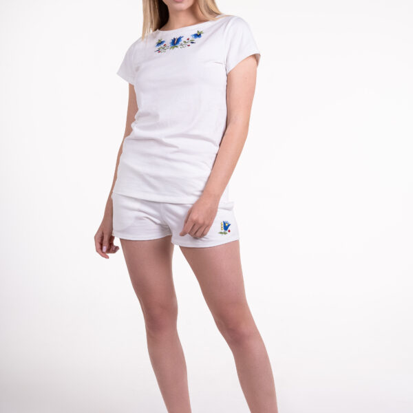 piżama fairtrade 100% bawełna organic